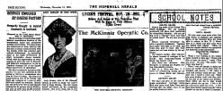 Hopewell Herald newspaper archives