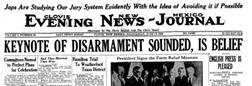 Clovis New Mexico Evening News Journal newspaper archives