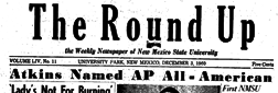 Round Up newspaper archives
