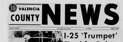 Los Lunas Valencia County News newspaper archives