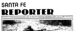Santa Fe Reporter newspaper archives