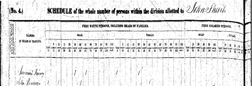 Allegany Federal Census newspaper archives