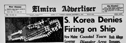 Elmira Advertiser newspaper archives