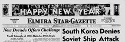 Elmira Star Gazette newspaper archives