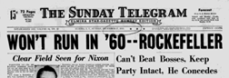 Elmira Sunday Telegram newspaper archives