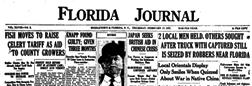 Florida Journal newspaper archives