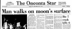 Oneonta Star newspaper archives
