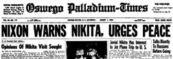 Palladium Times newspaper archives