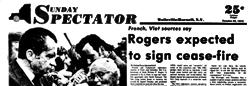 Spectator newspaper archives