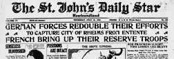 St Johns Daily Star Bt newspaper archives
