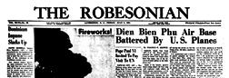 Lumberton Robeson Bi Weekly newspaper archives