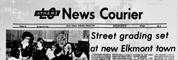 Athens And Messenger newspaper archives