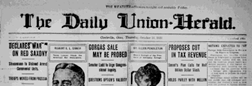 Circleville Daily Union Herald newspaper archives