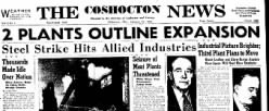 Coshocton News newspaper archives