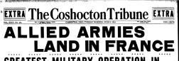 Coshocton Tribune newspaper archives