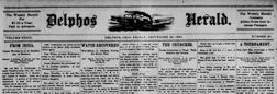 Delphos Herald newspaper archives