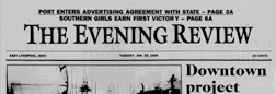East Liverpool Review Tribune newspaper archives