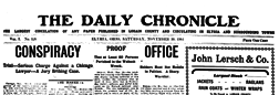 Elyria Daily Chronicle newspaper archives