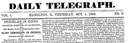 Daily Telegraph newspaper archives