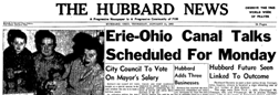 Hubbard News Reporter newspaper archives