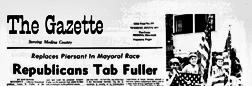 Medina Gazette newspaper archives
