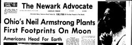 Newark Advocate newspaper archives