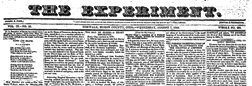 Norwalk Experiment newspaper archives