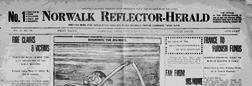 Norwalk Reflector Herald newspaper archives