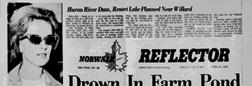 Norwalk Reflector newspaper archives