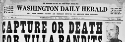 Washington Court House Daily Herald newspaper archives