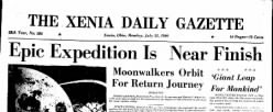 Xenia Daily Gazette newspaper archives