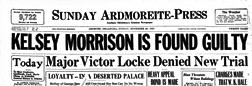 Ardmore Sunday Ardmoreite Press newspaper archives