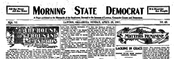 Morning State Democrat newspaper archives