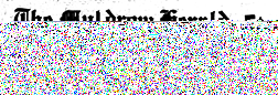 Muldrow Herald newspaper archives