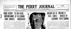 Perry Journal newspaper archives