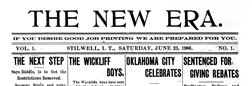 New Era newspaper archives
