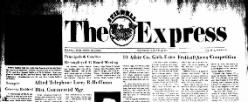 Stilwell Express newspaper archives