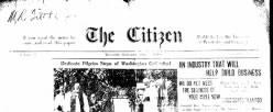 Citizen newspaper archives