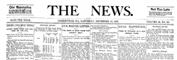 Greenville News newspaper archives