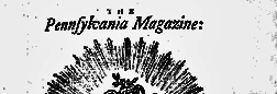 Pennsylvania Magazine newspaper archives