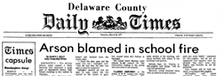 Daily Times newspaper archives
