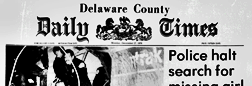 Primos Delaware County Daily Times newspaper archives