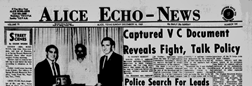 Alice Echo News newspaper archives