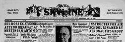 Alpine Skyline newspaper archives