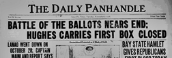 Amarillo Daily Panhandle newspaper archives