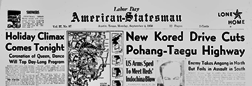 Austin American Statesman newspaper archives