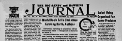 Big Sandy And Hawkins Journal newspaper archives