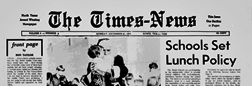 Bowie Times News newspaper archives