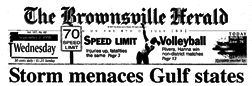 Brownsville The Herald newspaper archives