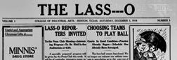 Denton Lass O newspaper archives